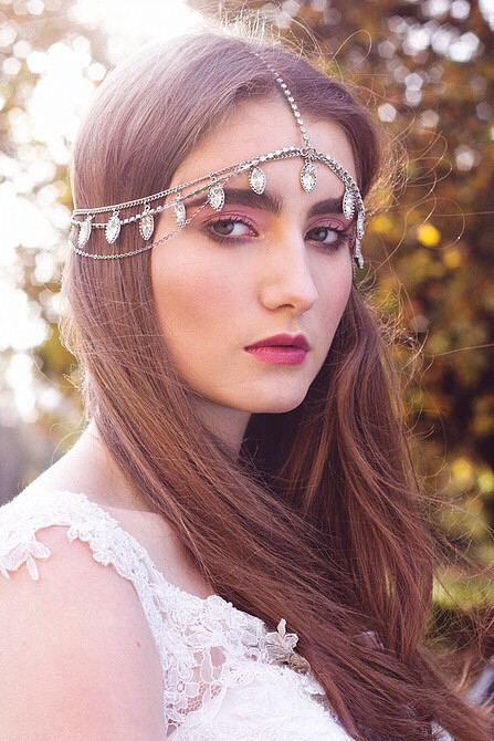 Boho bride hair inspiration top 10 bridal hairstyle trends for 2019 #boho #bridalhair #weddinghair #bridallook #currenttrends - Makeup by Kimberley Dewar - Hair by Hannah Crerar - Photography by Donna McGowan