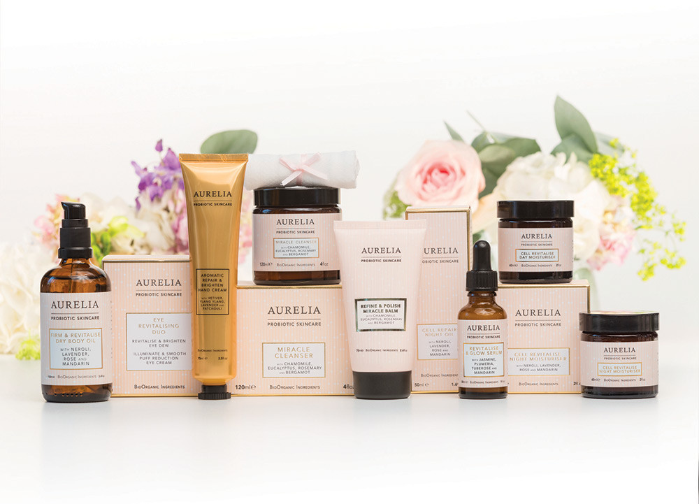 Vegan and cruelty free bridal skincare for that wedding day  glow - Image courtesy of Aureliaskincare.com #bridalglow #bridalprep #bridalskin #weddingdaytips #affiliate
