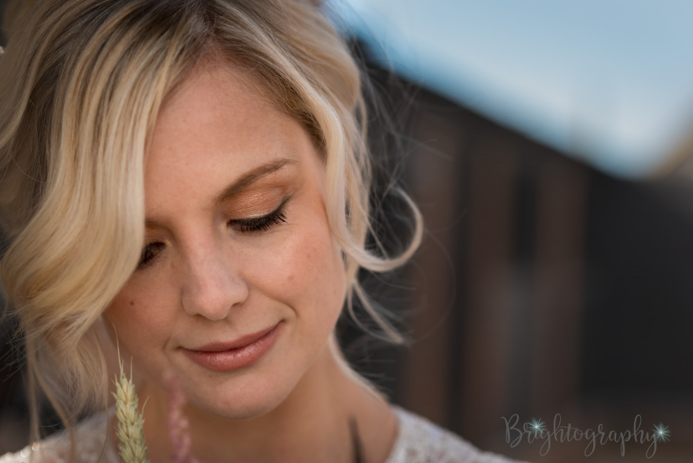 Vegan and cruelty free haircare for brides - Makeup and Hair Emma Olliff ... Photography by Jen Matthews-Bright #vegan #crueltyfree #weddings #haircare #bridalhair.