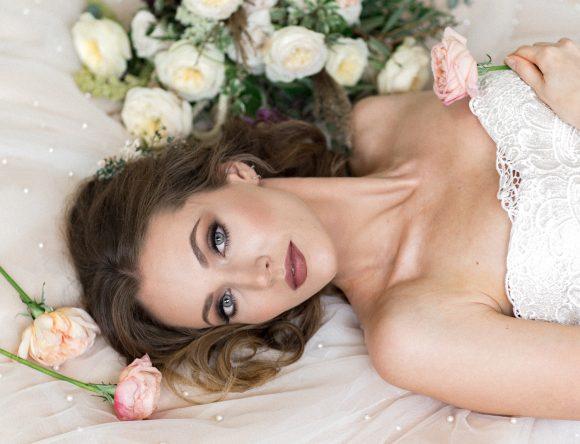 Greenhouse Goddesses Styled Bridal Shoot