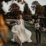 A Timelessly Romantic English Country Wedding