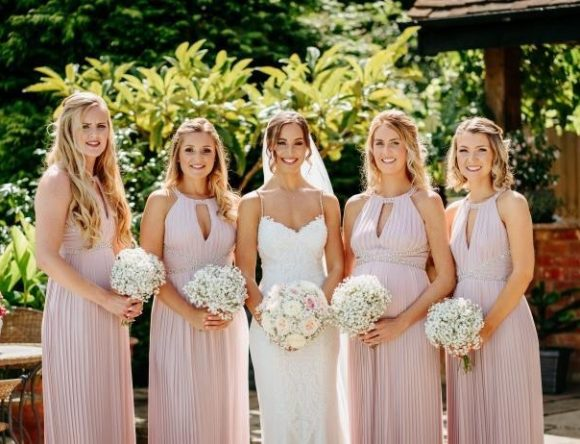 A Classic Marquee Wedding in the Essex Countryside