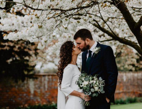 A Sophisticated Springtime Wedding