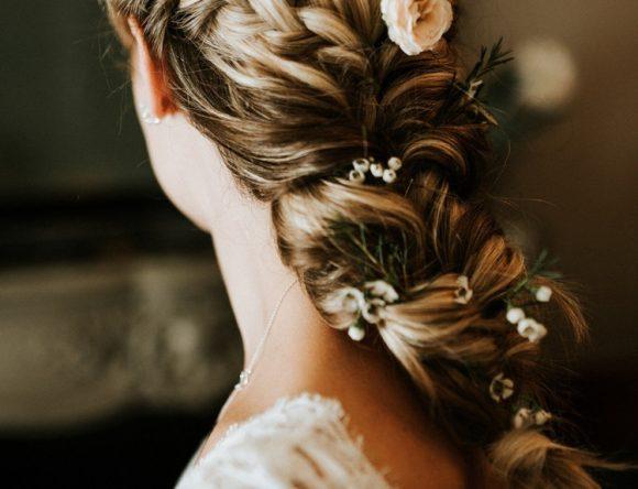 Beautiful Braided Bridal Hairstyles