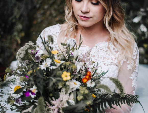 A Forest Fantasy Styled Shoot