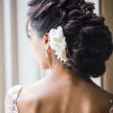 Chic Botanical Anglo-Asian Fusion Styled Shoot
