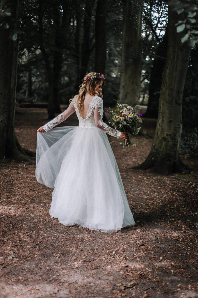 woodland-boho-bride