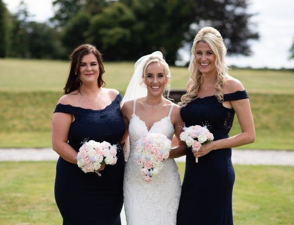 A Laid-Back Glam Wedding in Basingstoke