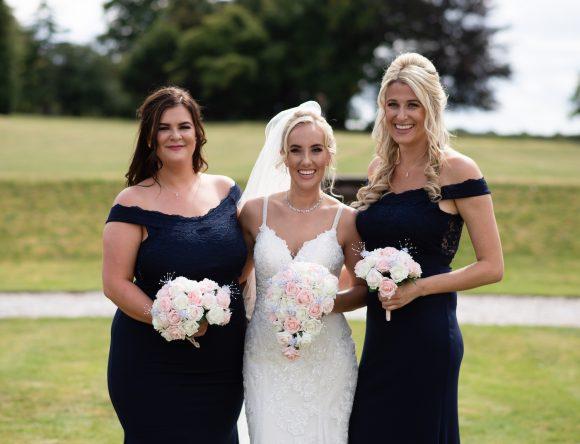 A Laid-Back Glam Wedding in Basingstoke