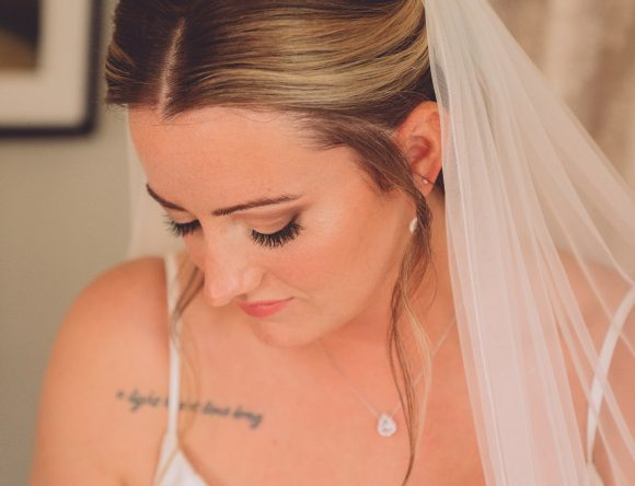 Beautiful Blush Wedding in the New Forest