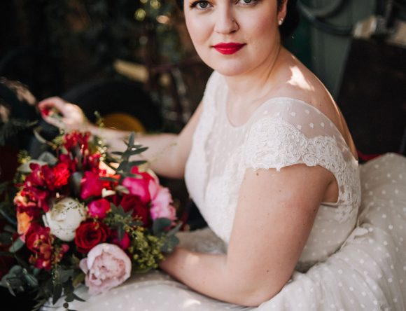 A Mid-Century Vintage Styled Shoot