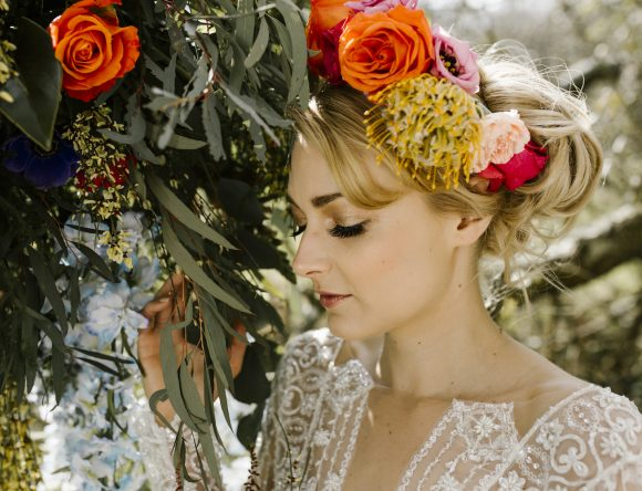 A Woodland Boho Styled Shoot
