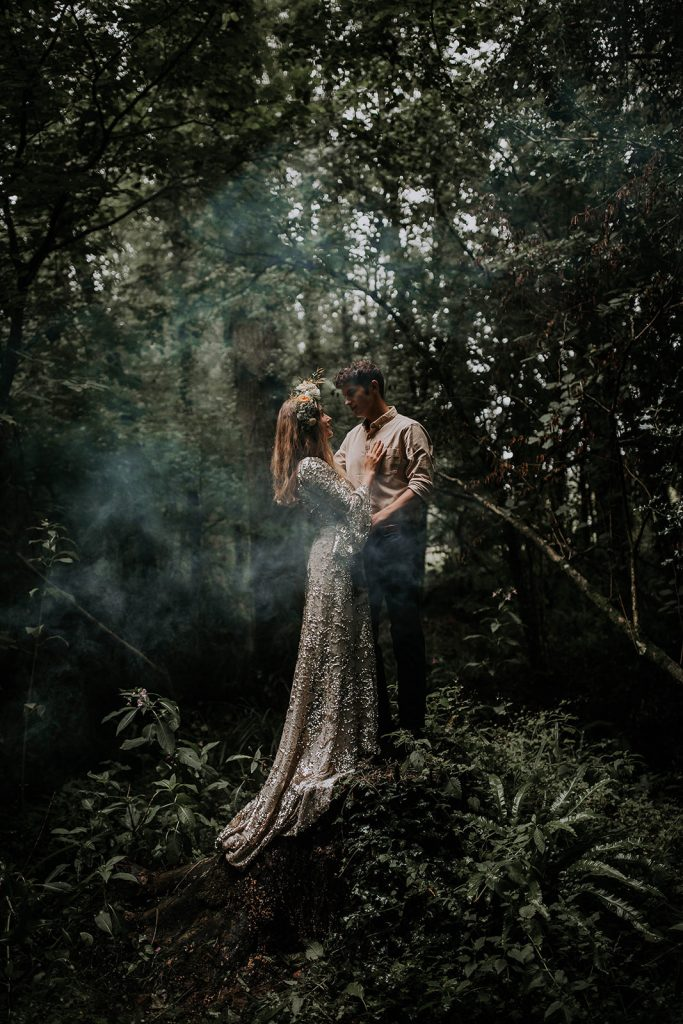 ethereal-woodland-wedding