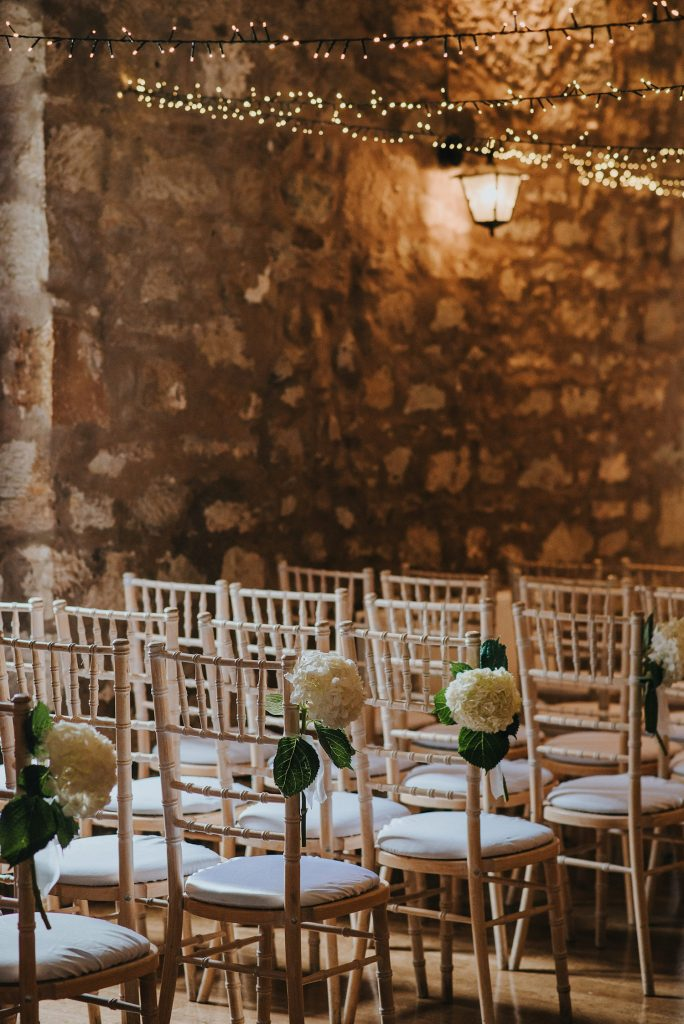 scottish-castle-wedding-ceremony-décor