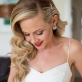 How to Rock a Red Lip on Your Wedding Day