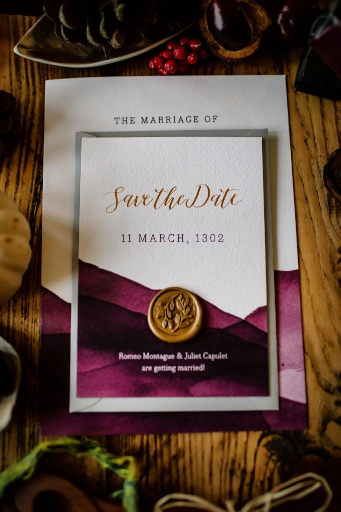 plum-watercolour-wedding-save-the-date
