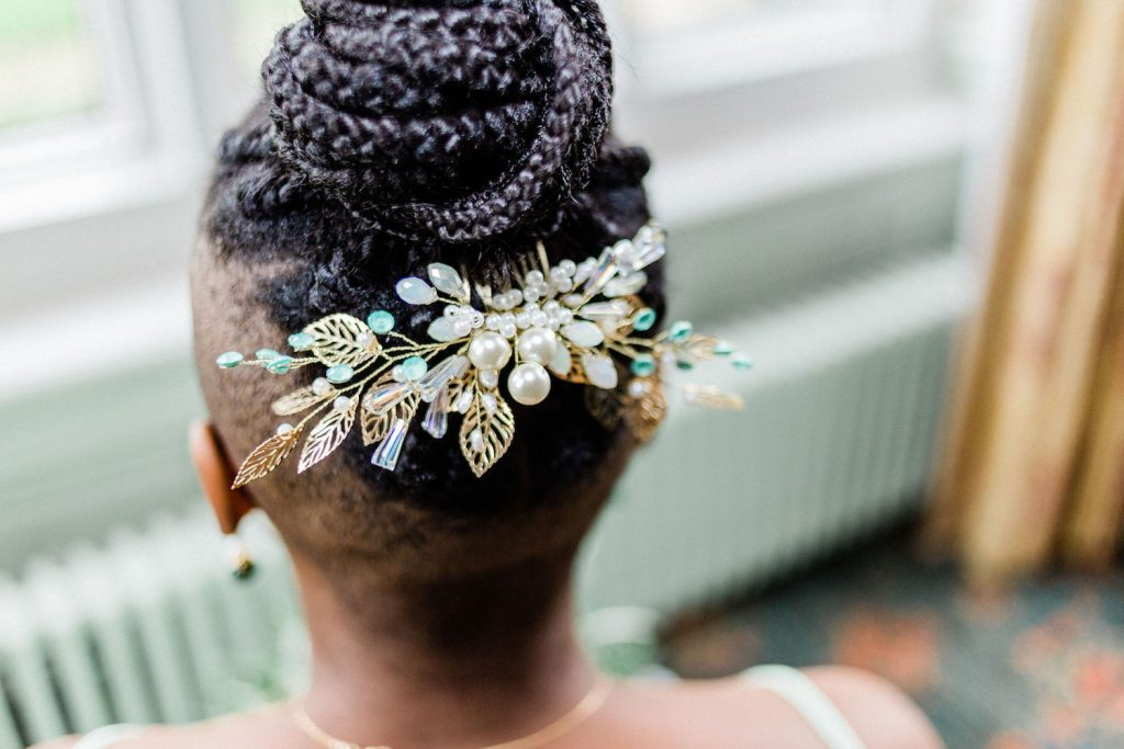 braided-updo-with-crystal-hairclip
