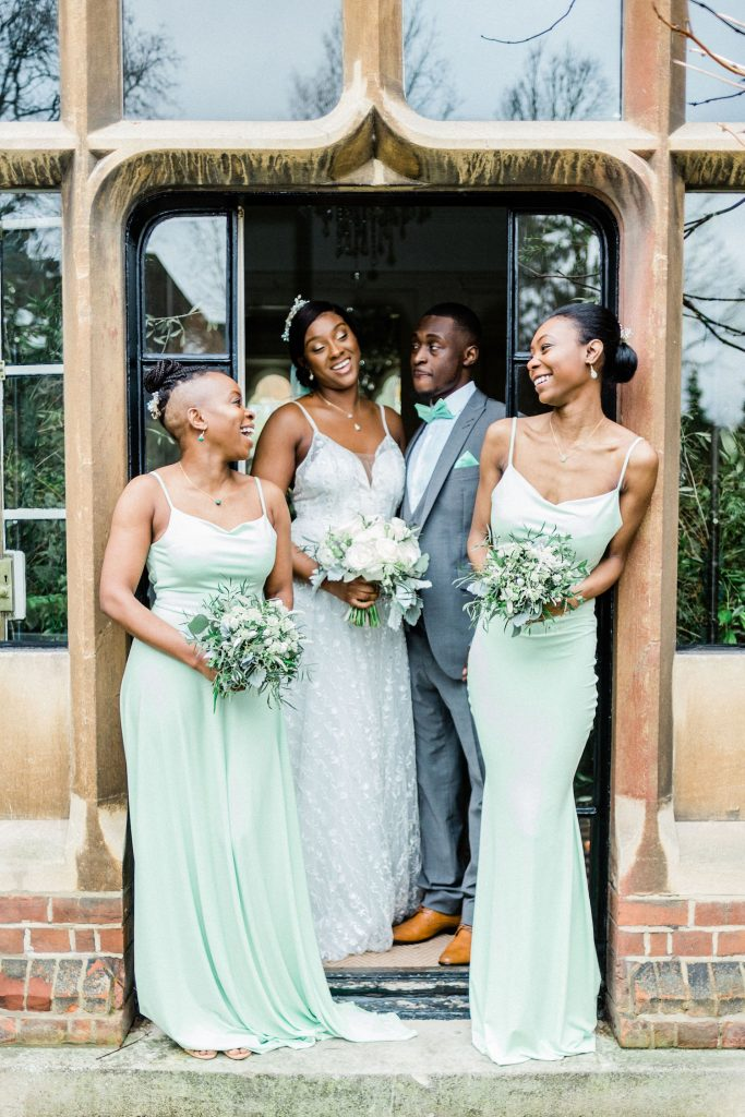 mint-bridal-party