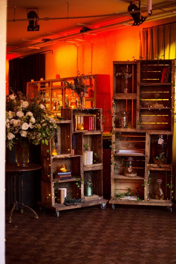 vintage-décor-details-for-industrial-chic-wedding-at-tanner-warehouse