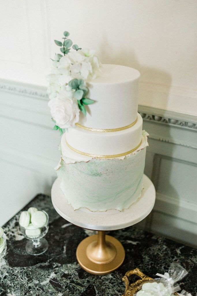 mint-and-gold-watercolor-wedding-cake