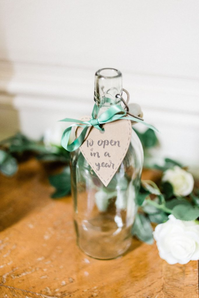 one-year-anniversary-bottle-wedding-guest-book
