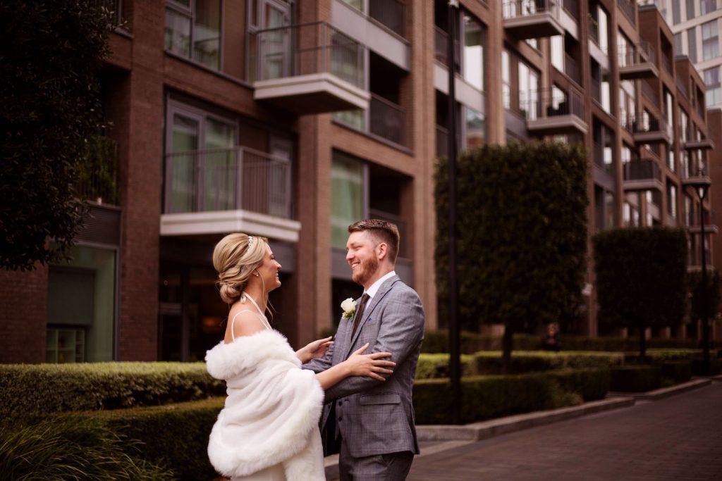 london-wedding-first-look