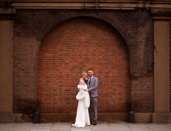 A Sophisticated London Register Office Wedding