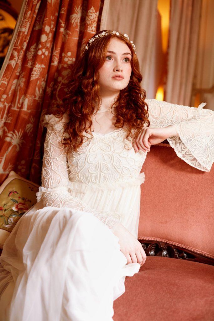 redhead-boho-bride