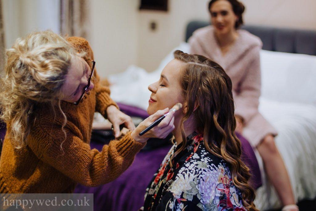 janet white-ashby makeup artist