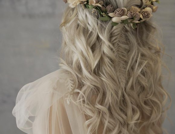 Classical Goddess Styled Bridal Shoot