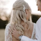 10 Lovely Half Up Half Down Wedding Hairstyles
