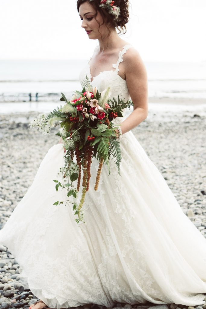 cocomio wedding dress