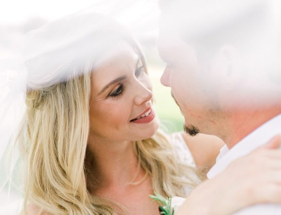 Spring Micro Wedding Bridal Style