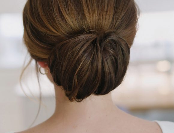 10 Stunningly Simple Wedding Hairstyles