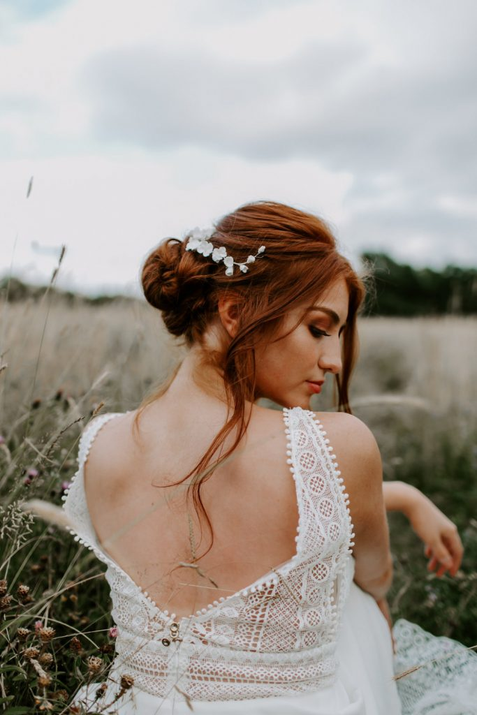 Should You Choose a Bridal Updo for Your Wedding?