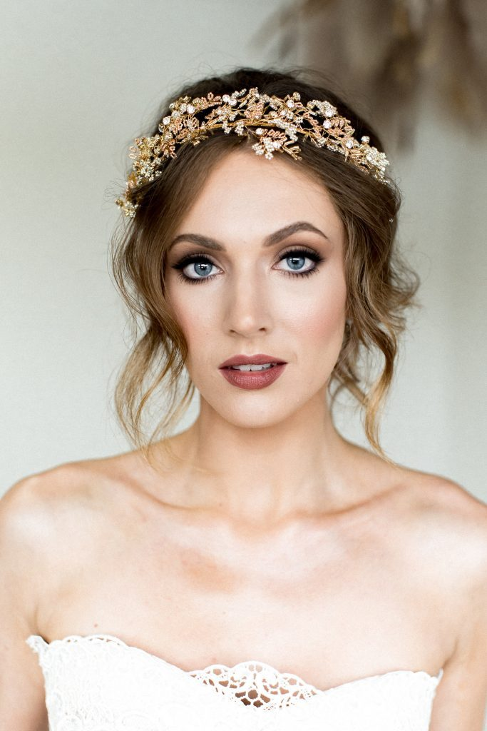 winter bridal makeup tips