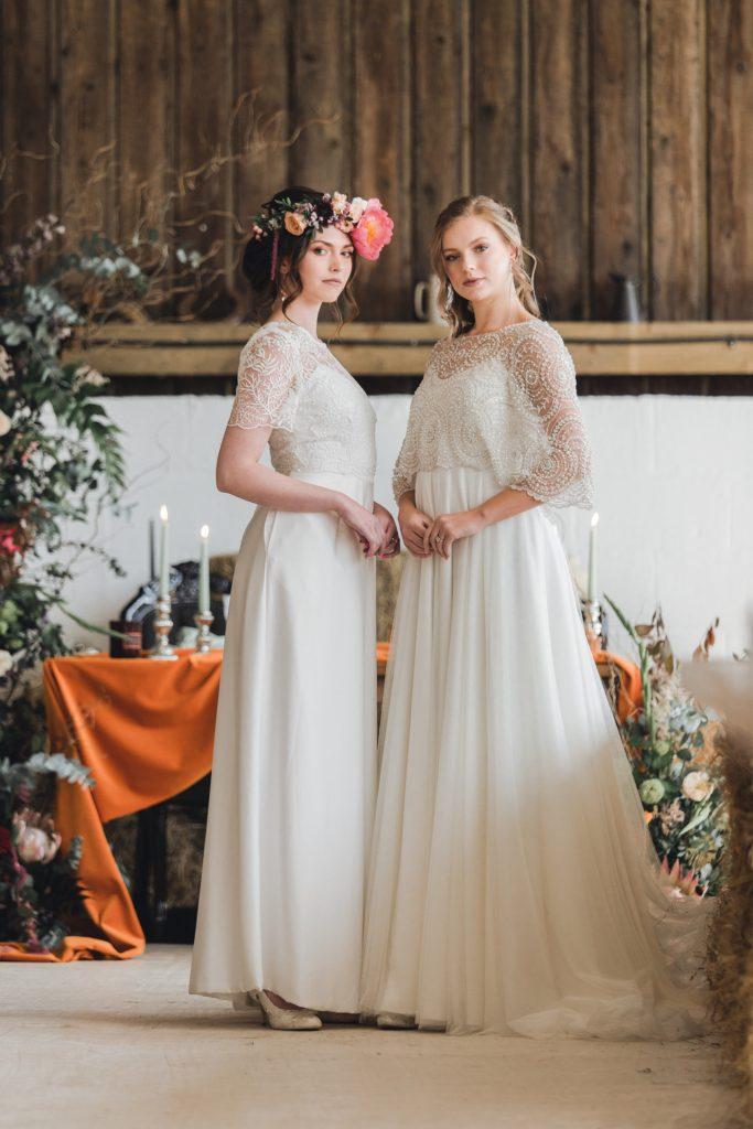 E&W couture wedding dresses