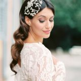 The Hollywood Waves Bridal Hair Trend