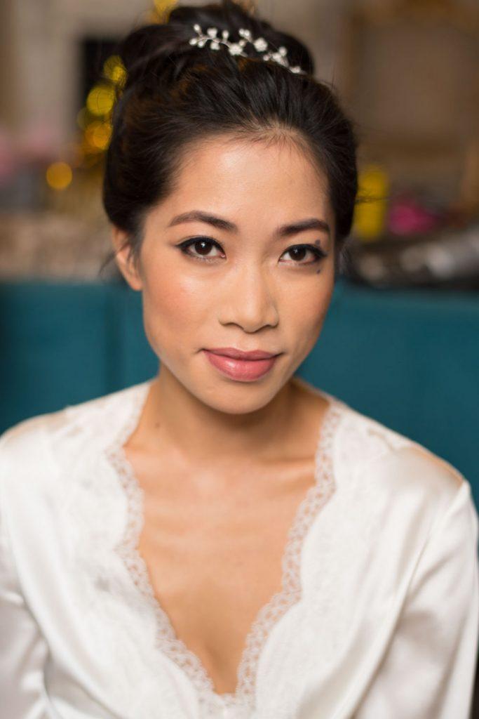 Wedding Makeup for Brown Eyes