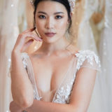 How to Rock the Bridal Headband Trend