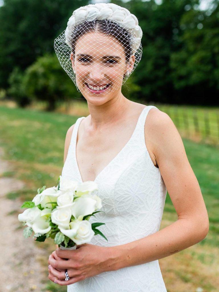 Bridal Headband Trend