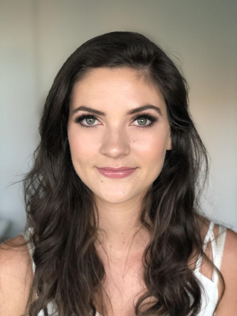 Wedding Makeup for Green Eyes