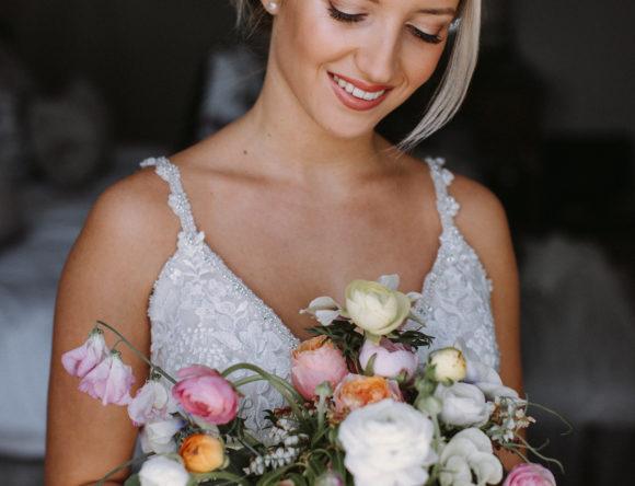 Naturally Radiant Bridal Shoot
