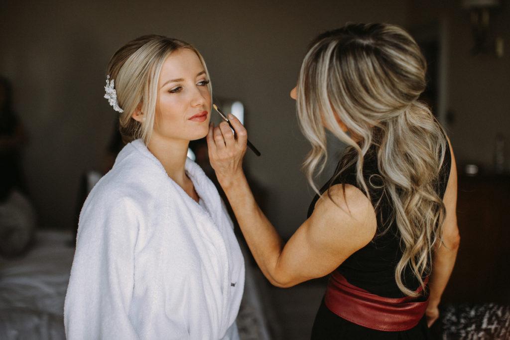 the beauty ninjas Eastbourne makeup