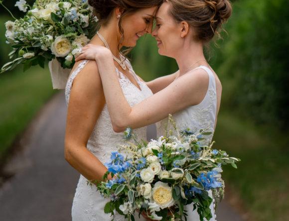 Bridal Styling for LGBTQ Weddings