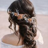 A Boho Beach Bridal Shoot