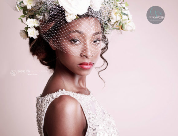 How to Wear a Birdcage Veil: Your Questions Answered